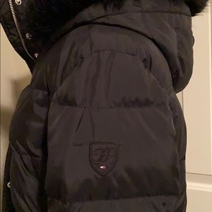Tommy Hilfiger Jackets & Coats - EUC Tommy Hilfiger Long Down Puffer